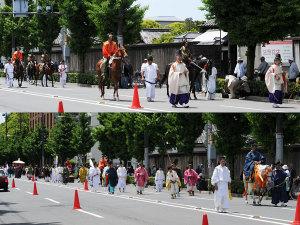 葵祭(1)本列
