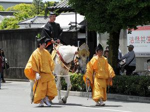 葵祭(3)勅使