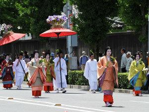 葵祭(5)命婦