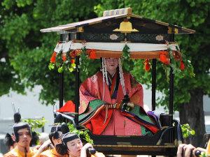 葵祭(6)斎王代